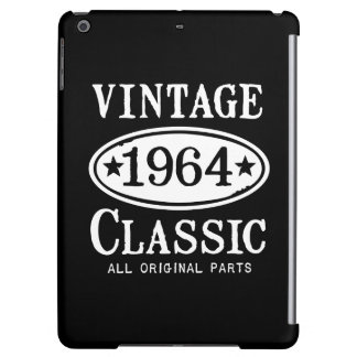 Vintage Classic 1964 Cover For iPad Air