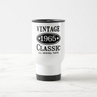 Vintage Classic 1965 Travel Mug