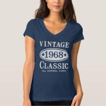 Vintage Classic 1968 T-Shirt