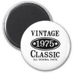 Vintage Classic 1975 Magnet