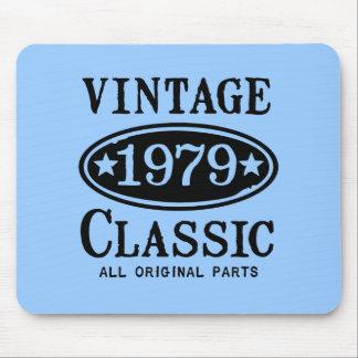 Vintage Classic 1979 Mouse Pad