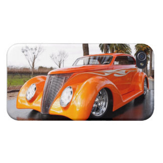 Vintage Classic Car Art iPhone 5 Case