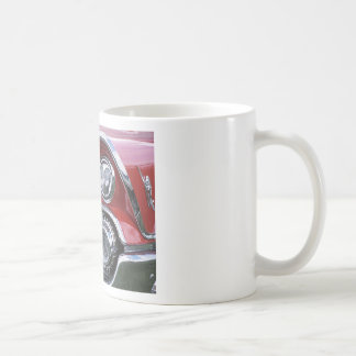 Vintage Classic Car Grill Photograph Coffee Mugs