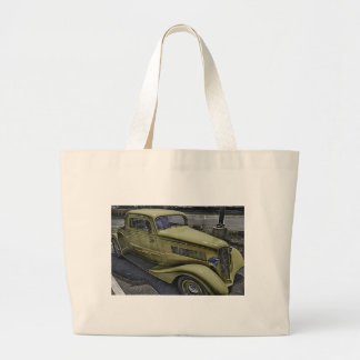 Vintage Classic Car HDR Photo Picture Tshirt Mug + Bag
