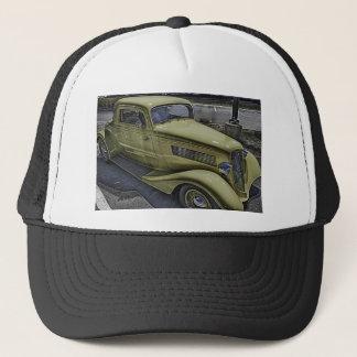 Vintage Classic Car HDR Photo Picture Tshirt Mug + Trucker Hat