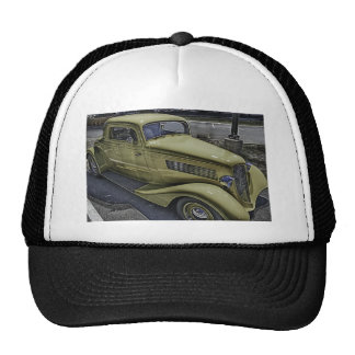 Vintage Classic Car HDR Photo Picture Tshirt Mug + Trucker Hat