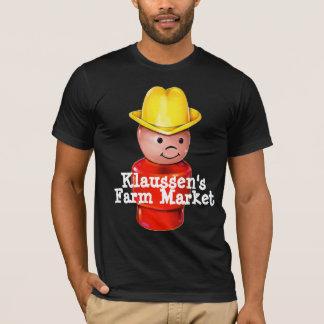 Vintage classic farmer toy t shirt - farm market
