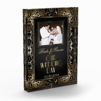 Vintage Classic Gatsby Style Memento Award