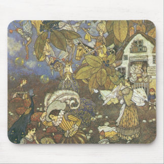 Vintage Classic Storybook Characters, Edmund Dulac Mousepads