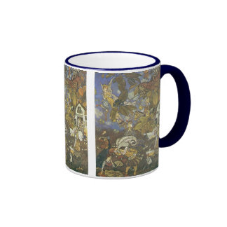 Vintage Classic Storybook Characters, Edmund Dulac Mugs