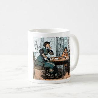 Vintage Classroom Scene Teachers' Gift Mugs