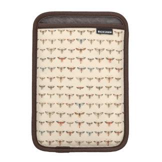 Vintage Clearwing Moths iPad Mini Sleeve