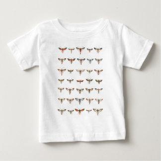 Vintage Clearwing Moths Tee Shirt