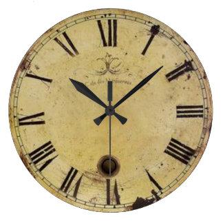 Vintage Clock Face Wall Clock