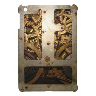 Vintage Clock Gear iPad Mini Cover