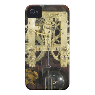 Vintage Clock - iPhone4 - iPhone 4 Case-Mate Case
