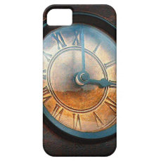 Vintage Clock iPhone 5 Case / iPhone 5s Case