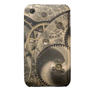 Vintage Clockwork iPhone3 Case Mate iPhone 3 Case