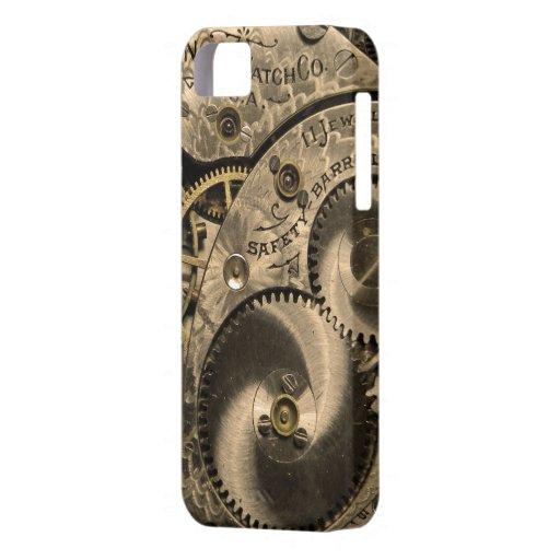 Vintage Clockwork iPhone5 Case Mate iPhone 5 Cases