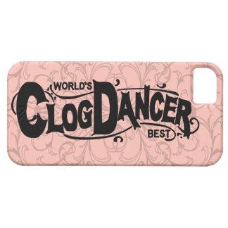 Vintage Clog Dancer Clogging iPhone SE/5/5s Case