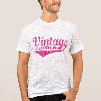 Vintage Clothing Burnout T-Shirt
