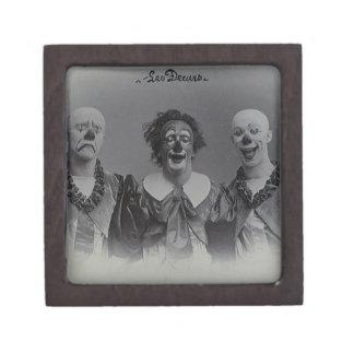 Vintage Clowns Gift Box