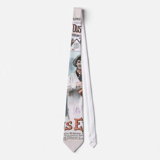 Vintage Cockney's Garden Tie