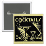 "Vintage Cocktails Are ""So Refreshing"" Pin"