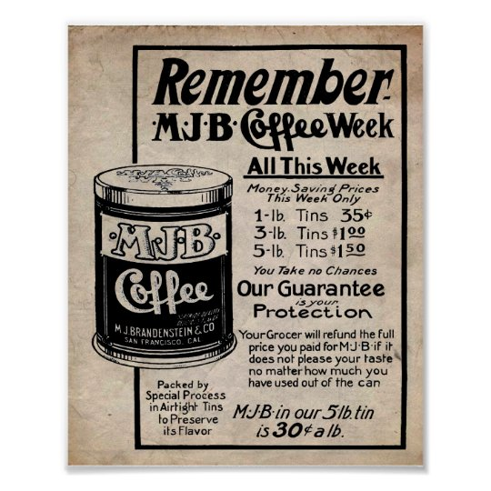 Vintage Coffee Ad 45