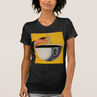 Vintage Coffee Advertisement T-Shirt