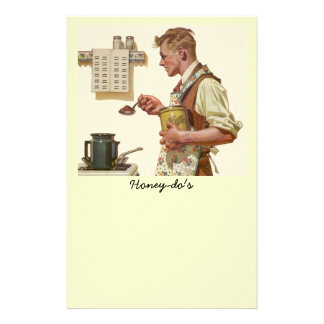 vintage coffee maker Honeydo To Do Lists Paper