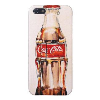 Vintage Cola Bottle iPhone5 Case