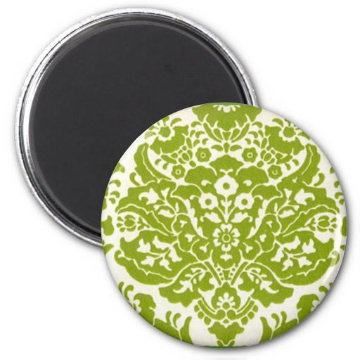 """Vintage Collection: """"Catherine"""" 2 Inch Round Magnet"""
