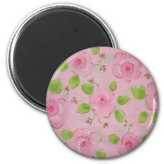 "Vintage Collection: ""Rosa"" Fridge Magnet"