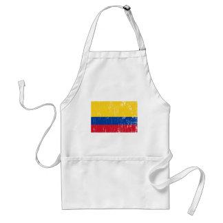 Vintage Colombia Adult Apron