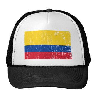 Vintage Colombia Trucker Hat