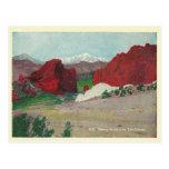 Vintage Colorado Postales