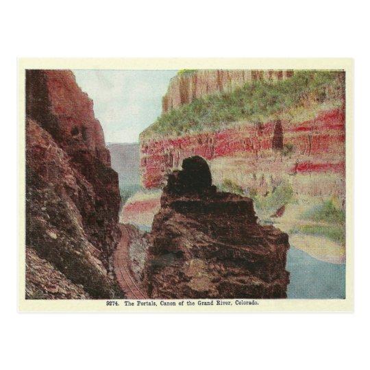 Vintage Colorado Postcard
