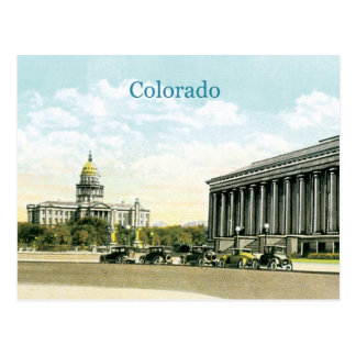 Vintage Colorado State Capitol Post Cards