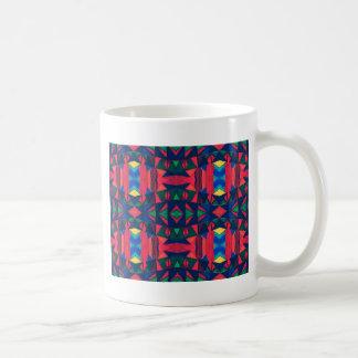 Vintage Colorful Aztec Design Mug