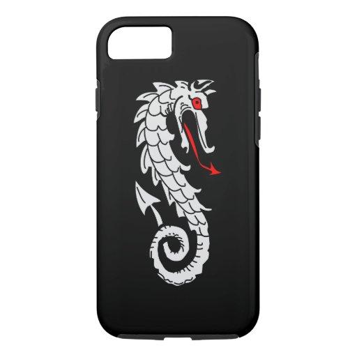 Vintage Colorful Dragon iPhone 8/7 Case