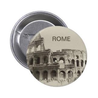 Vintage Colosseum - Roma de gladiadores Pins