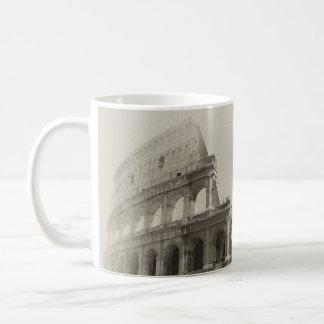 Vintage Colosseum - Rome of Gladiators Coffee Mug