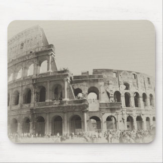 Vintage Colosseum - Rome of Gladiators Mouse Pad