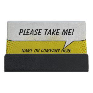 Retro Novelty Business Card Holders Zazzle