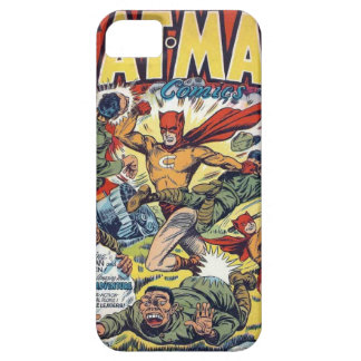 Vintage Comic iPhone 5/5S, Barely There Case