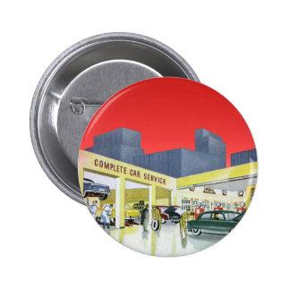 Auto Mechanic Buttons Pins Zazzle