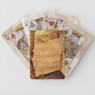 Vintage Composer Playing Card Deck