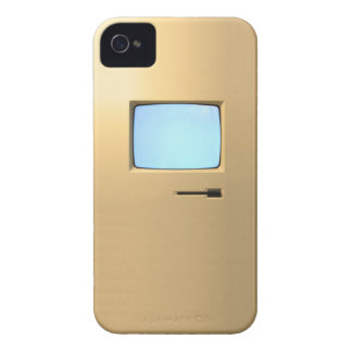Vintage Computer - iPhone4 - iPhone 4 Case-Mate Cases