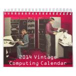 Vintage Computing Calendar